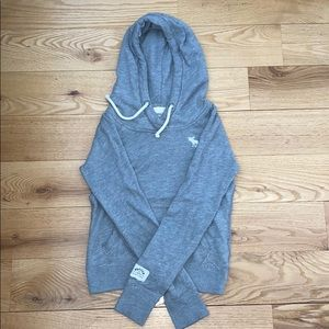 Abercrombie & Fitch Hooded Pullover Sweatshirt